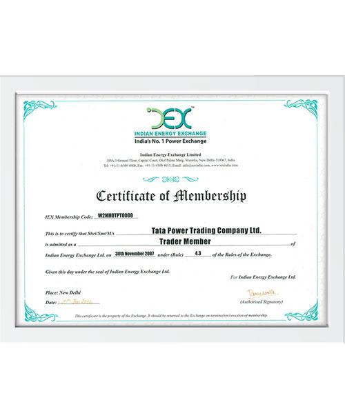 IEX-Membership