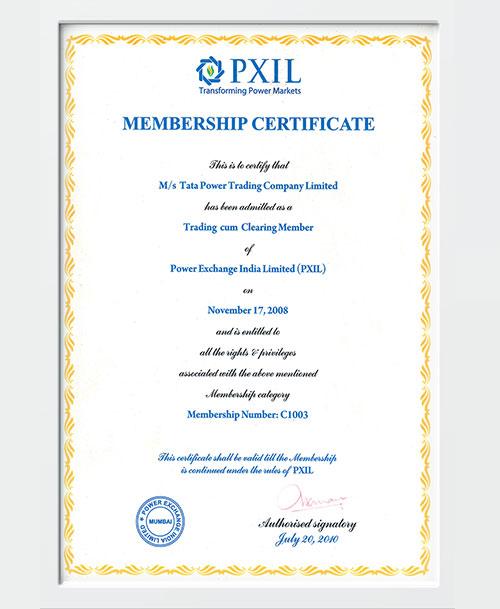 PXIL-Membership