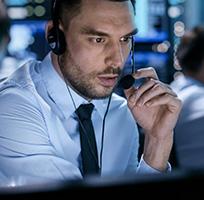 24x7 Control Room
