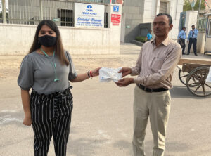 Distribution of Health & Hygiene Kit